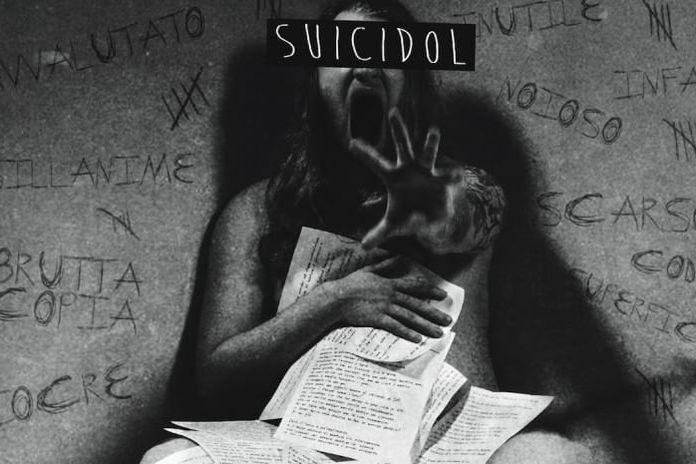 Suicidol Torna Il Provocatore Nitro Ma Con Ironia Vivere Male