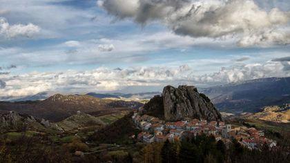 Pizzoferrato, le immagini del borgo abruzzese