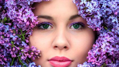 Il make up dell'estate è ultra violet
