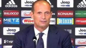 """Allegri contro Bonucci: """"Non sarà vicecapitano. Se vuole la fascia, se ne compra una e gioca in piazza"""""""