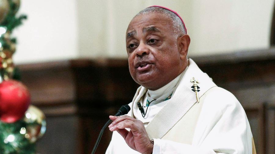 Wilton Gregory, arcivescovo di Washington. Papa Francesco lo creerà cardinale nel Concistoro del 28 novembre