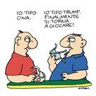 La vignetta di Altan di oggi