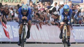 Mondiali di ciclismo: bronzo per l'Italia nella cronostaffetta mista