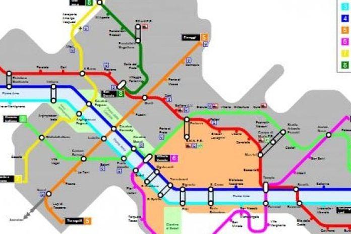 Otto linee e fermate stile metro: Firenze avrà la sua ...
