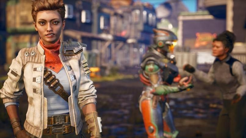 The Outer Worlds di Obsidian Entertainment