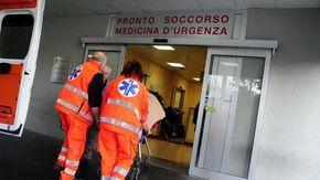 Castelbianco, bimbo cade in un dirupo lungo la strada provinciale
