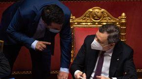 """Incontro Draghi-Salvini. Il segretario della Lega: """"Gli ho espresso rammarico per le sue parole ingenerose"""""""