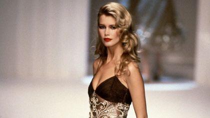 Claudia Schiffer: la super top model degli anni '90