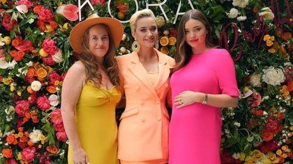 La nuova crema di Miranda Kerr, testata su Katy Perry