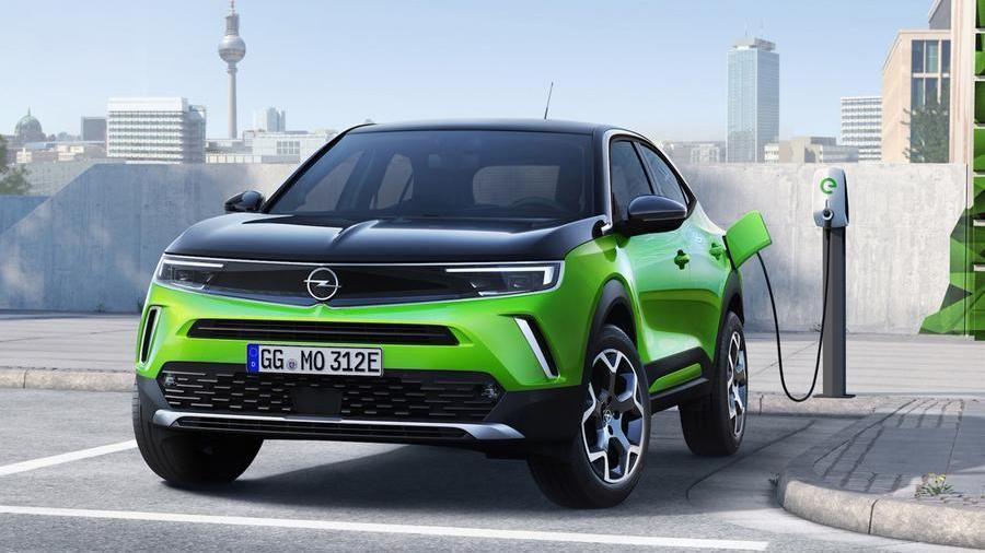 L'Opel Mokka è più piccola e leggera. E anche 100% elettrica - La Stampa