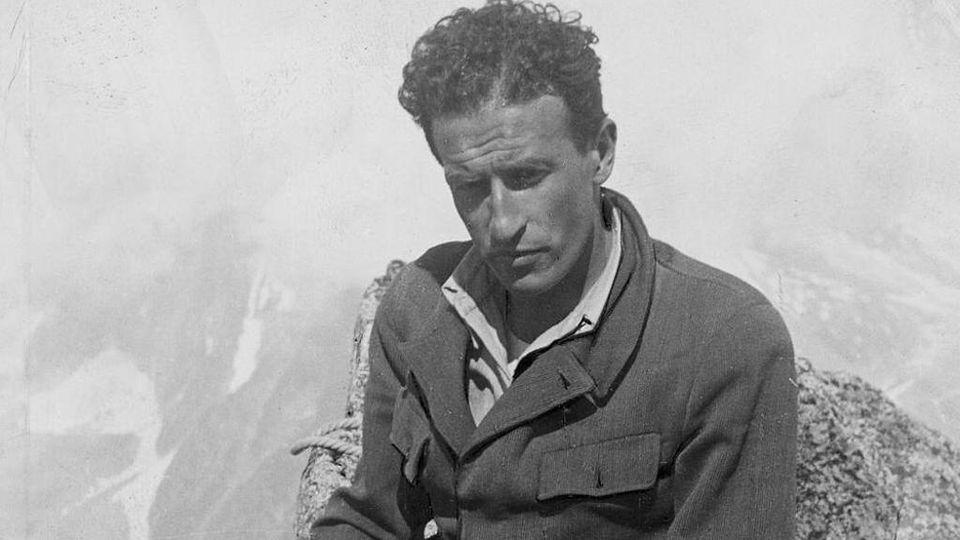 """Camanni racconta la vita di Giusto Gervasutti, il """"fortissimo"""" - La Stampa"""
