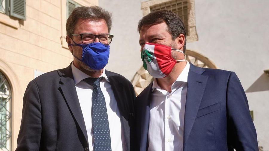 Tra Salvini e Giorgetti c'è di mezzo l'Europa - La Stampa
