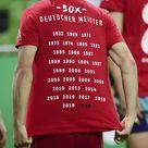 Germania, Bayern Monaco campione: la festa senza tifosi