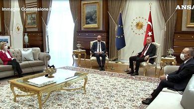 L'umiliazione del sofa gate di Erdogan è il simbolo della debolezza dell'Europa con la Turchia