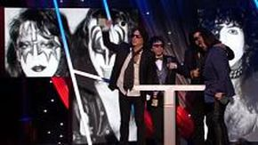 I Kiss entrano nella Rock and Roll Hall of Fame