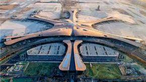 Ecco il nuovo aeroporto di Pechino, diventerà  il più grande del mondo
