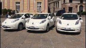 Dieci nuove auto elettriche per il car sharing ad emissioni zero