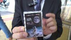 Eclissi parziale di Luna: anche a Genova, tutti col naso all'insù