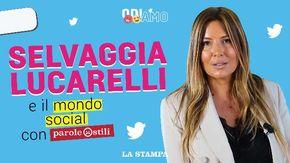 """Selvaggia Lucarelli e i social: """"Vi spiego come combattere il revenge porn"""""""