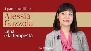 """""""Lena e la tempesta"""" di Alessia Gazzola: """"Ognuno di noi ha cinque segreti inconfessabili"""""""