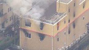 Giappone, Kyoto Animation in fiamme: incendio doloso negli studi d'animazione