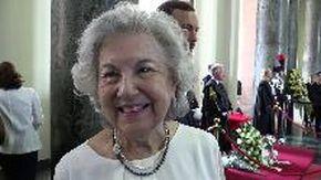 """Morte Borrelli, la moglie Maria Laura: """"Fuori dal tribunale era una persona rigida ma deliziosa"""""""