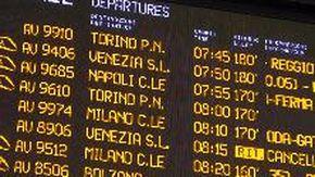 Caos Treni, a Roma Termini la lunga attesa di pendolari e turisti