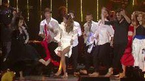 Notte della Taranta, Belén e De Martino sul palco del Concertone