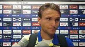 Sampdoria-Lazio, Ekdal: «Non possiamo prendere 3 gol in casa»