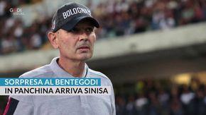 Sinisa Mihajlovic torna in panchina, l'omaggio su Twitter al leone guerriero