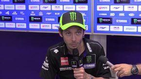 """Misano, Rossi: """"Marquez? Io non litigo per avere più stimoli"""""""