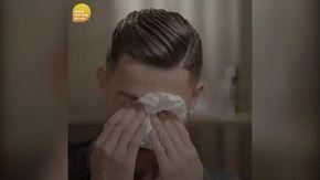 Ronaldo ricorda il padre deceduto e scoppia in lacrime durante un'intervista: ''Non ha visto i miei traguardi''