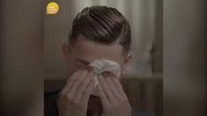 Cristiano Ronaldo, lacrime in tv: «Mio padre non ha visto chi sono diventato»