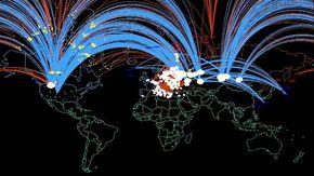 La simulazione di Princeton: così una guerra Russia-Usa ucciderebbe 34 milioni di persone in poche ore