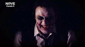 """Renzi diventa Joker nell'ultima imitazione di Crozza: """"Mi piace quando mi credono morto"""""""