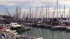 Salone Nautico, Bucci e Toti: «Genova è uscita dalle difficoltà»
