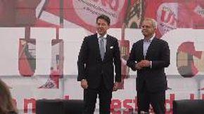"""Governo, Conte: """"Della scissione di Renzi mi hanno sorpreso i tempi. Di Battista? Io mi fido del Pd"""""""