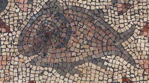 Israele, torna alla luce un mosaico di 1.500 anni: racconta un episodio del Vangelo