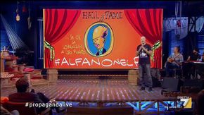 """Propaganda Live, Diego Bianchi e Makkox lanciano un appello social: """"Alfano nel Pd"""""""