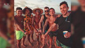 Neymar e los Toiss: 11mila euro al mese per fare gli amici del campione brasiliano