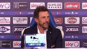 "Samp-Torino, Di Francesco: ""Vittoria convincente"""