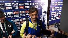"""Samp-Torino, Gabbiadini: """"Il gol una grande emozione"""""""