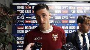 """Samp-Torino, Baselli: """"Dobbiamo tornare con i piedi per terra"""""""