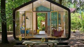 Wikkelhouse, la casa da 25mila euro che si costruisce in un giorno