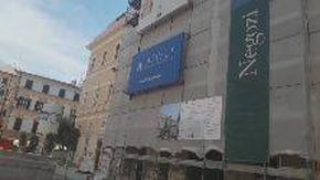 Savona, ecco il nuovo look dell'ex ospedale San Paolo