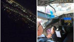 New York-Sydney. il decollo e l'atterraggio del volo diretto più lungo visti dalla cabina di pilotaggio