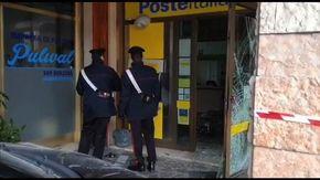 """Presa la """"banda dei nonni"""" in provincia di Cuneo: sfondano le Poste con l'auto e fanno saltare il bancomat"""