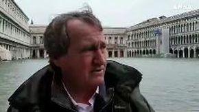 """Acqua alta a Venezia, il sindaco Brugnaro annuncia: """"Chiudo piazza San Marco"""""""