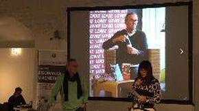 I grandi temi del presente per lo scrittore Larsson al Festival Incipit
