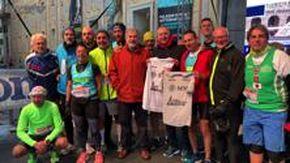 Stragenova e Family Run, la pioggia non ferma i runner